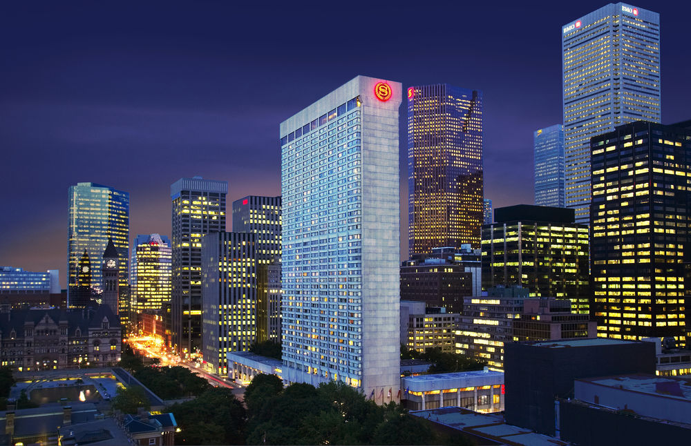 Venue Sheraton Centre Toronto Hotel